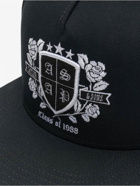 Cayler & Sons Snapback Caps WL Harlem Class svart