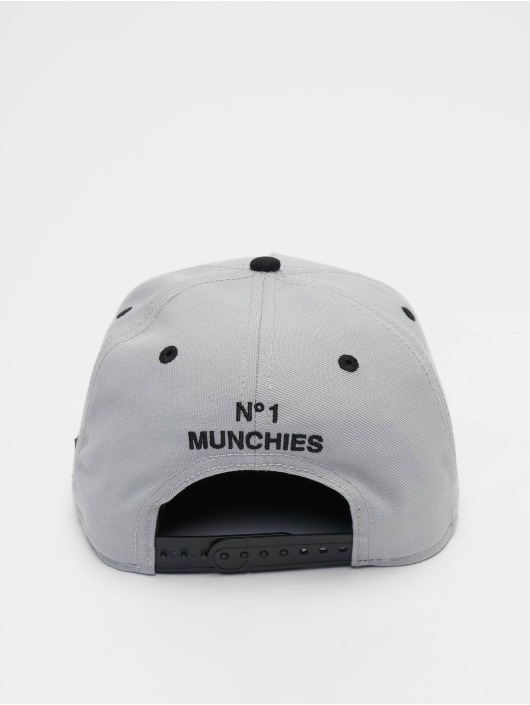 Cayler & Sons Snapback Caps Munchel szary