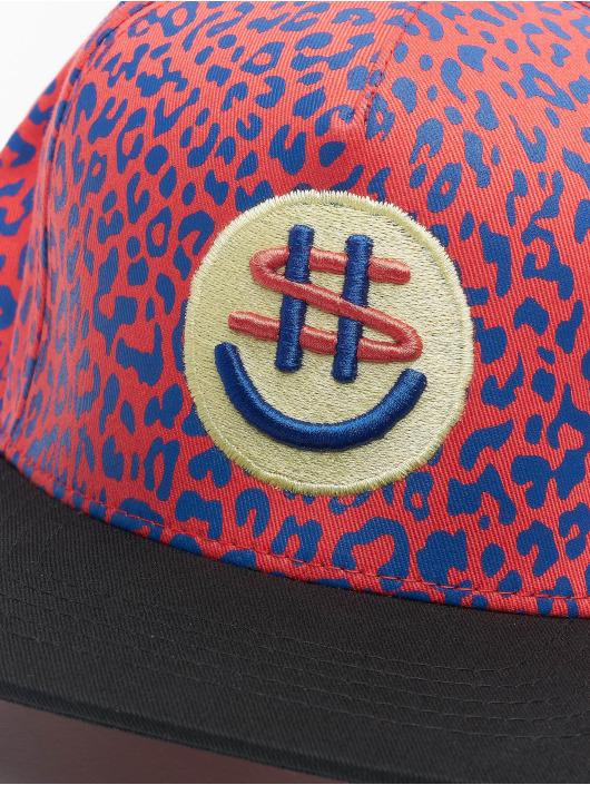 Cayler & Sons Snapback Caps WL MD$ Leopard vaaleanpunainen