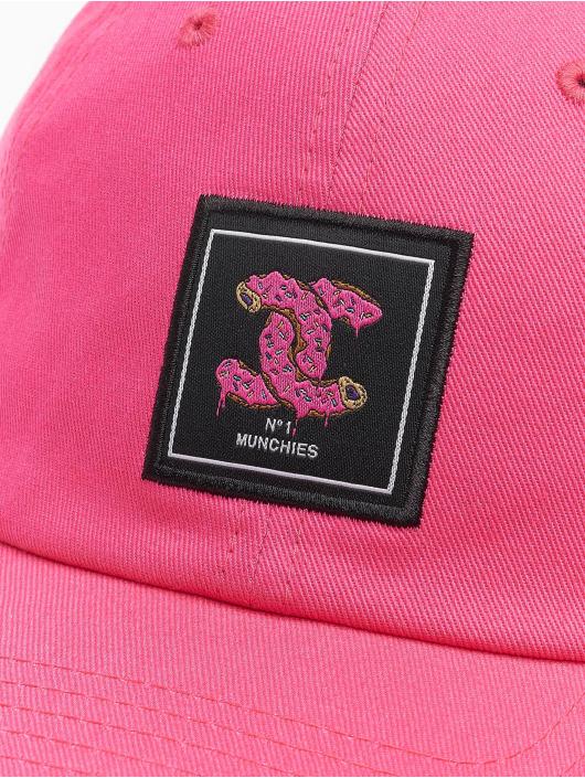 Cayler & Sons Snapback Caps WL Munchel No 1 vaaleanpunainen