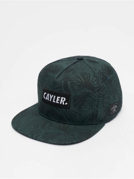 Cayler & Sons Snapback Caps Statement zielony
