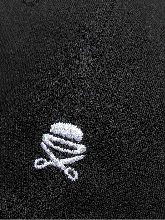 Cayler & Sons Snapbackkeps PA Small Icon svart