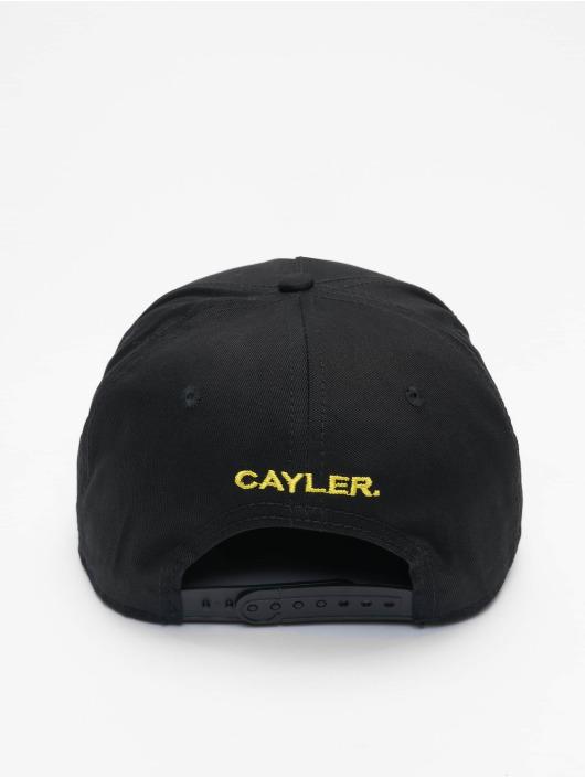 Cayler & Sons Snapbackkeps WL King C svart