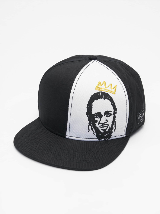 Cayler & Sons Snapbackkeps WL Rough King svart