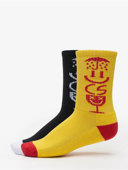 Cayler & Sons Socken Iconic Icons Socks 2 Pack schwarz
