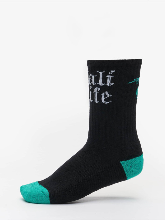 Cayler & Sons Socks Cali Life 2 Pack black