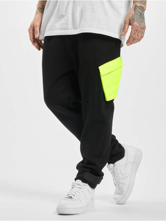 Cayler & Sons Spodnie do joggingu BL Attach czarny