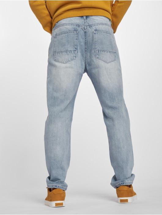 Cayler & Sons Straight Fit Jeans Alldd Shippensburg Jon blå
