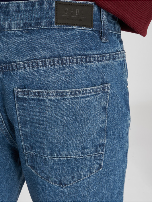 Cayler & Sons Straight Fit Jeans Alldd Unseen Jon blue