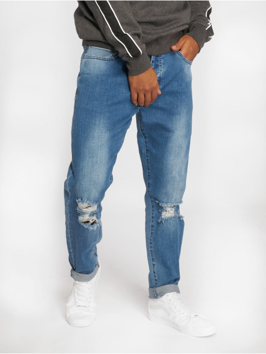 Cayler & Sons Straight Fit Jeans Tim fit blue