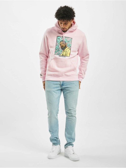 Cayler & Sons Sudadera WL Northern Lines Pale fucsia