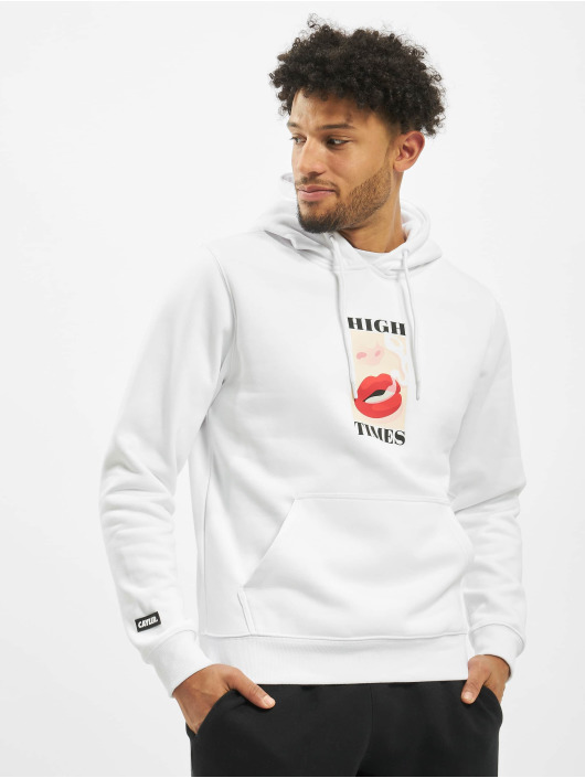 Cayler & Sons Sweat capuche WL High Times blanc