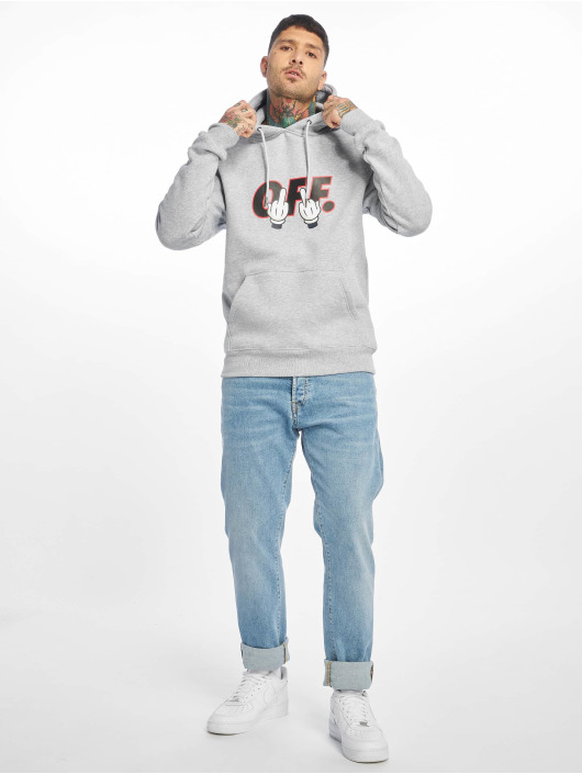 Cayler & Sons Sweat capuche Seriously gris