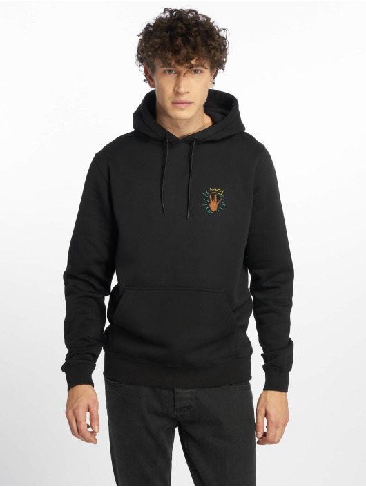 Cayler & Sons Sweat capuche Wl King Lines noir