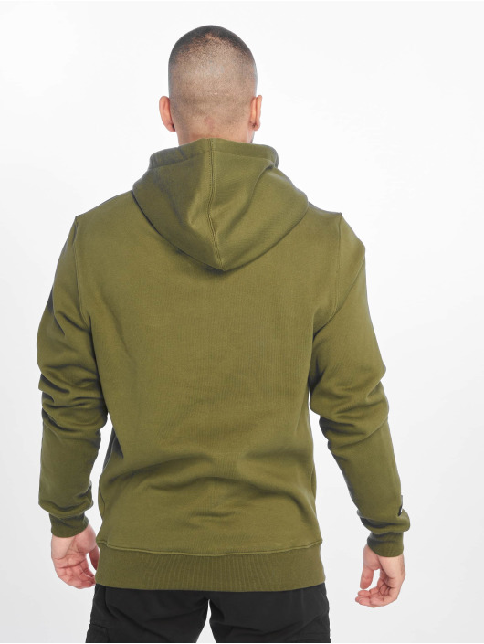 Cayler & Sons Sweat capuche 2pac Rollin olive
