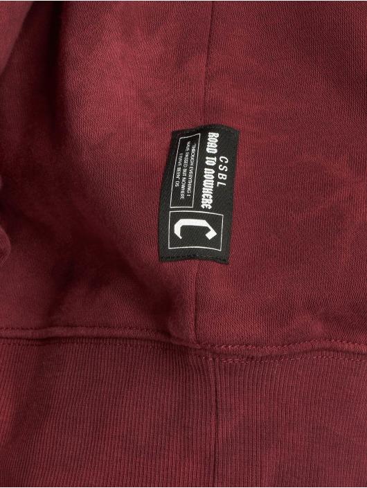 Cayler & Sons Sweat capuche Blackletter Box rouge