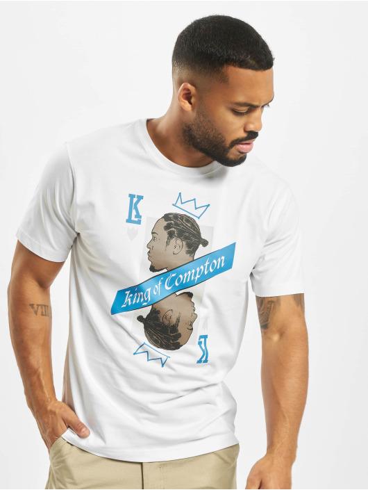 Cayler & Sons T-paidat King Compton valkoinen
