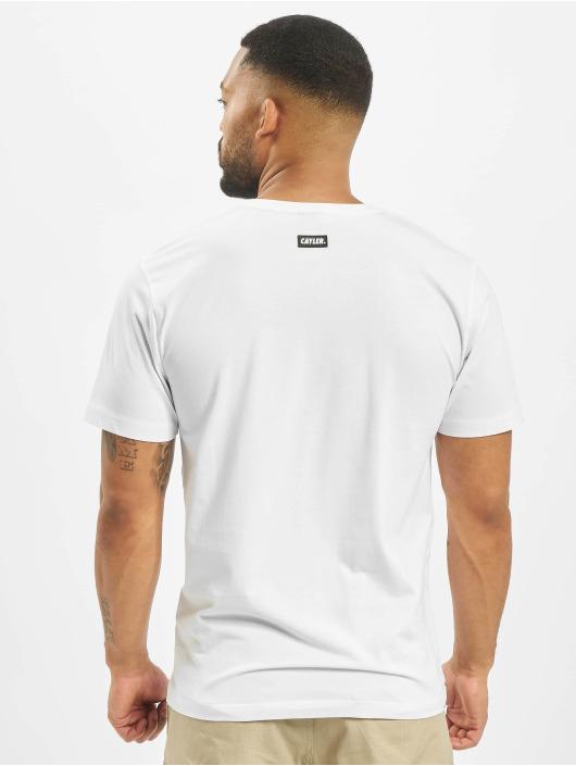 Cayler & Sons T-paidat Sickomode valkoinen