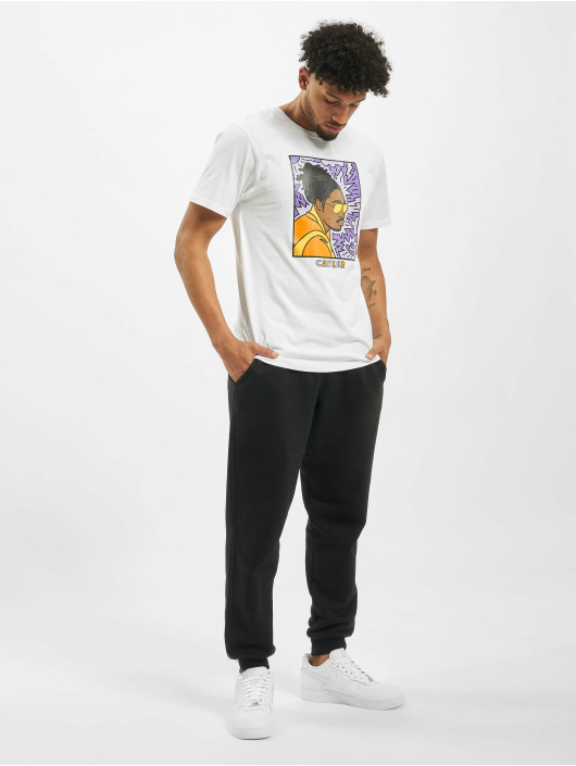 Cayler & Sons T-shirt WL Low Lines bianco