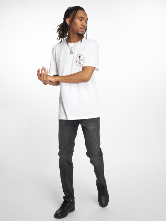Cayler & Sons T-Shirt White Label All In blanc