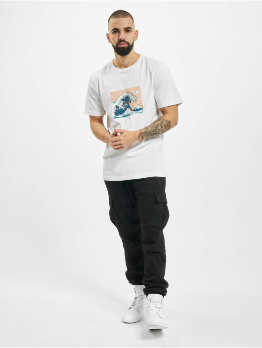 Cayler & Sons T-Shirt Wl Ca$h Flow blanc