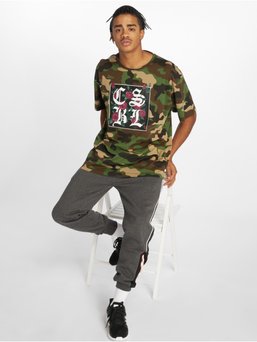Cayler & Sons T-Shirt Tee Bon camouflage