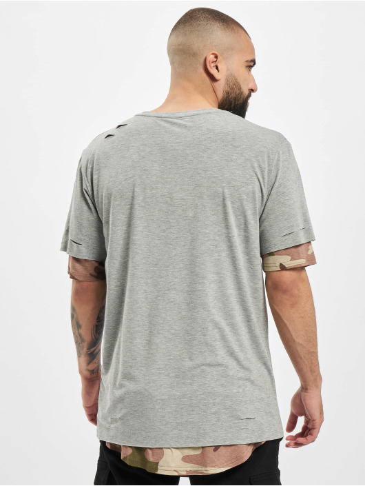 Cayler & Sons T-Shirt CSBL Deuces grau
