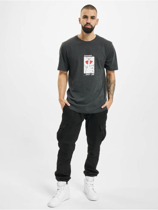 Cayler & Sons T-Shirt Wl Shhhh Tee gray