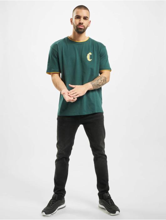Cayler & Sons T-Shirt Blackletter Semi Box green
