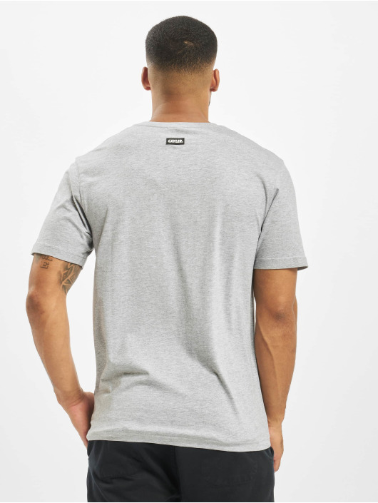 Cayler & Sons t-shirt Palm Trust grijs