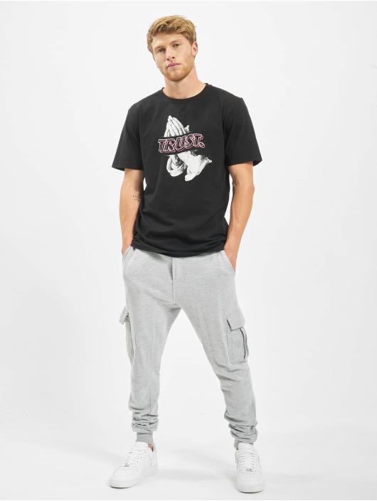Cayler & Sons T-shirt WL Trust Wave nero
