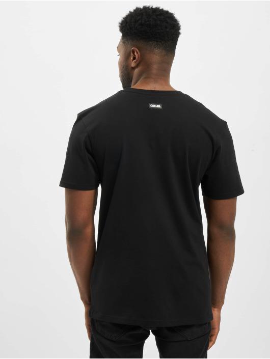 Cayler & Sons T-shirt WL Trust Nobody nero