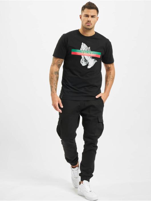 Cayler & Sons T-shirt WL Rich Trust nero