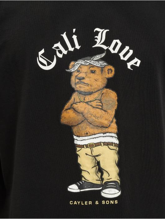Cayler & Sons T-Shirt C&s Wl Cee Love noir