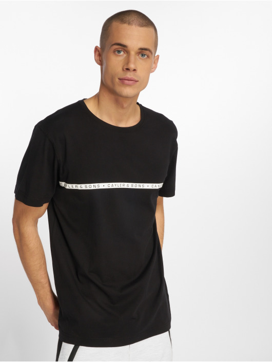 Cayler & Sons T-Shirt Wl Bandanarama noir
