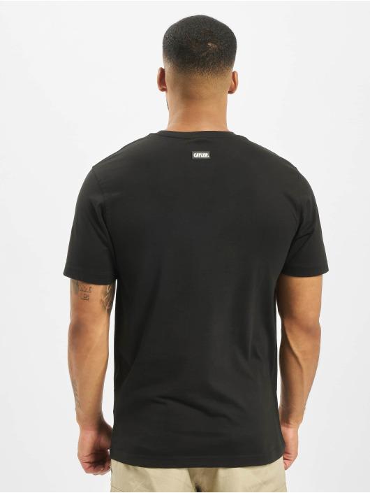 Cayler & Sons T-Shirt No Brainer noir