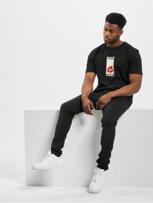 Cayler & Sons T-Shirt WL High Times noir