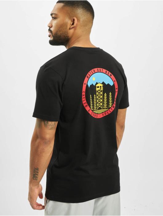 Cayler & Sons T-Shirt CL Watch Out noir