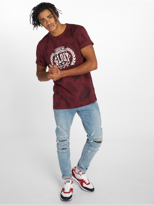 Cayler & Sons t-shirt Justice N Glory rood