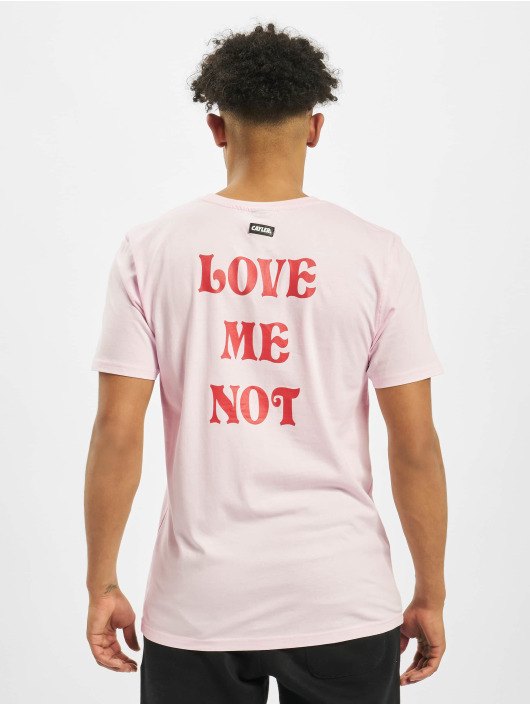 Cayler & Sons T-shirt WL Love Me Not Pale rosa