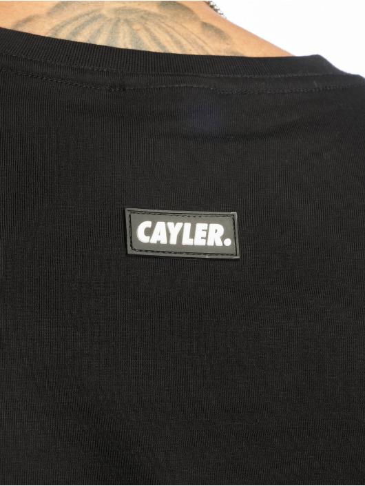 Cayler & Sons T-Shirt Bon Voyage schwarz