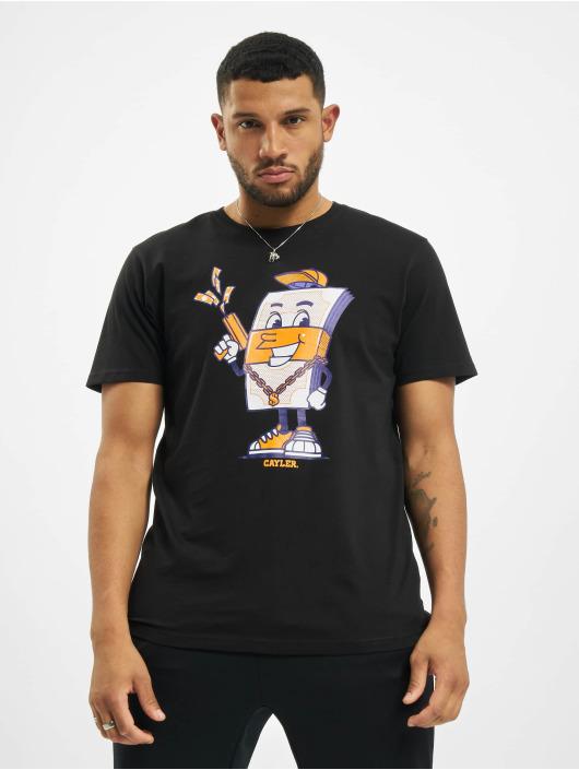 Cayler & Sons T-shirt WL Loud Rain Maker svart