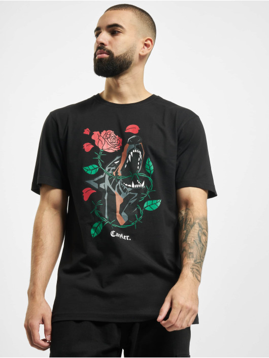 Cayler & Sons T-shirt Wl Defensive Bloom Tee svart