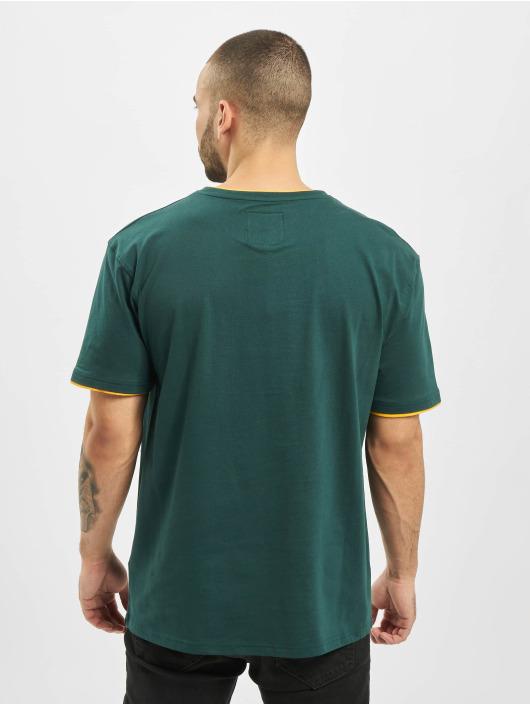 Cayler & Sons T-shirt Blackletter Semi Box verde