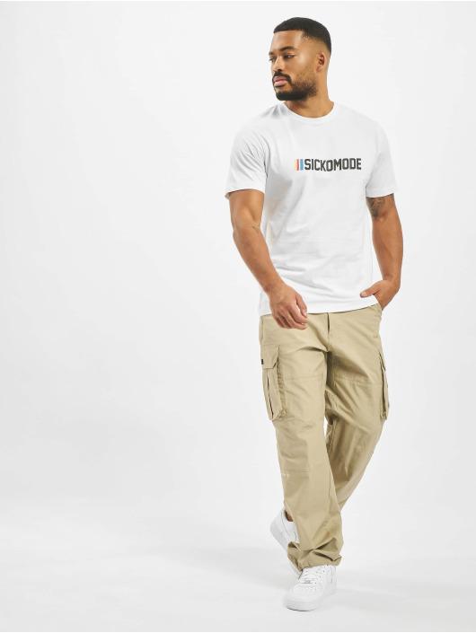 Cayler & Sons T-Shirt Sickomode weiß
