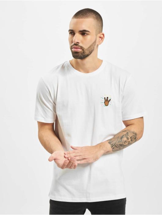 Cayler & Sons T-Shirt WL 2Pac Lines weiß