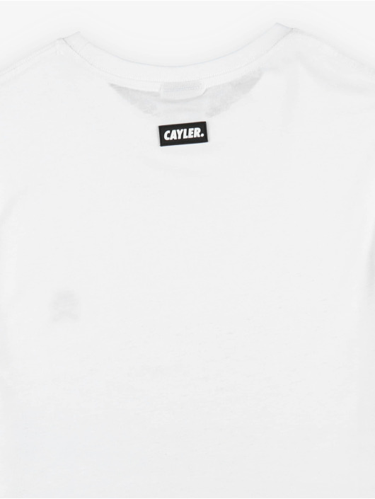 Cayler & Sons T-Shirt PA Small Icon weiß