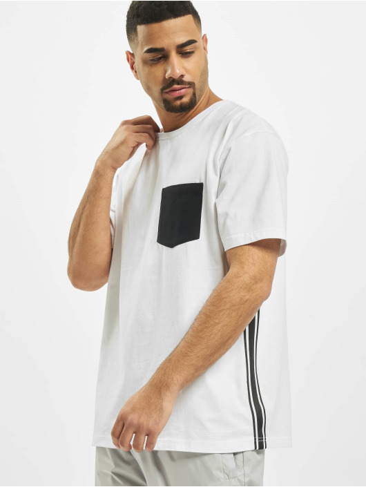 Cayler & Sons T-Shirt BL Yin Yang Semi Box weiß
