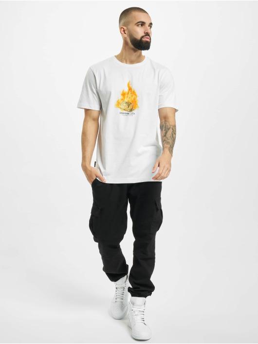Cayler & Sons T-Shirt Wl Litty Money Tee weiß
