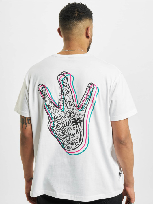 Cayler & Sons T-Shirt West Vibes Box weiß